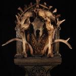 Tri-Skull Altar