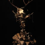 Deer Skull Effigy